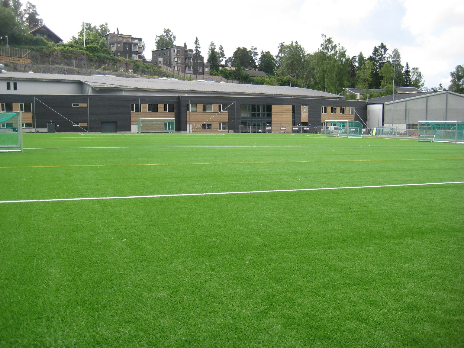 Artificial turf: Heming Oslo, Svezia