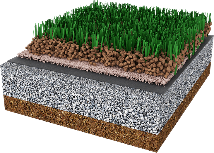 Why choose a synthetic turf?